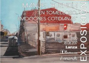 Expo Manuel Buendia