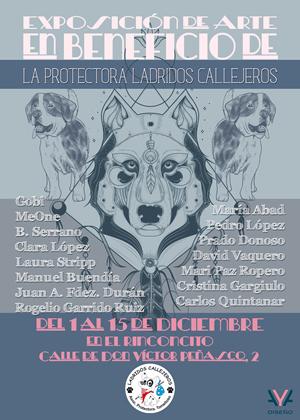 Rinconcito – Expo Ladridos Callejeros
