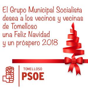 PSOE NAVIDAD 2018